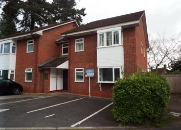 Thumbnail 1 bed flat for sale in The Firs, Hillside, Redditch, Worcestershire