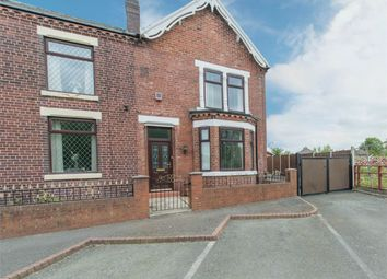 Thumbnail 4 bed end terrace house for sale in Manchester Road, Ince, Wigan, Lancashire
