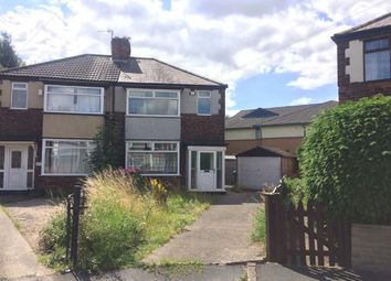Thumbnail 3 bed semi-detached house for sale in Hastings Grove, Spring Bank West, Hull