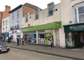 Thumbnail Retail premises to let in 88-90, High Street, Honiton