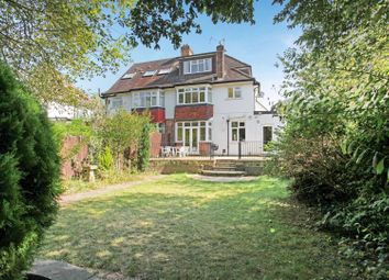 Thumbnail 4 bed semi-detached house for sale in Copse Hill, West Wimbledon