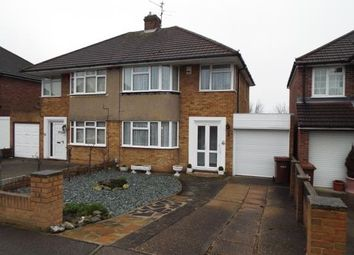 Thumbnail 3 bed semi-detached house for sale in Brompton Farm Road, Rochester, Kent