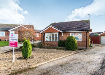 Thumbnail 2 bed detached bungalow for sale in Bellflower Close, Lincoln