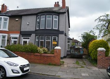 Thumbnail 4 bedroom semi-detached house for sale in Gainsborough Road, Crewe, Cheshire