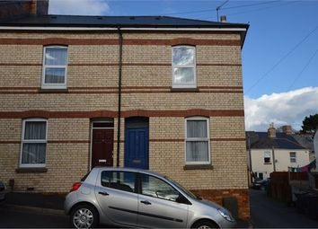 Thumbnail 3 bed end terrace house for sale in Alexandra Road, Newton Abbot, Devon.