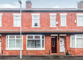 Thumbnail 3 bed terraced house to rent in Edale Avenue, Manchester