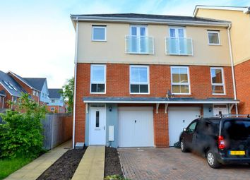 Thumbnail 4 bed property to rent in Parritt Road, Redhill