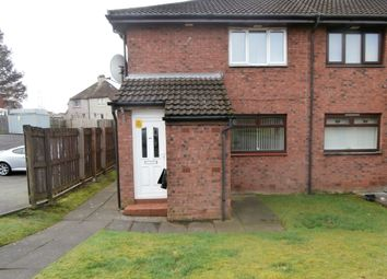 Thumbnail 1 bed flat for sale in Elmslie Court, Baillieston, Glasgow
