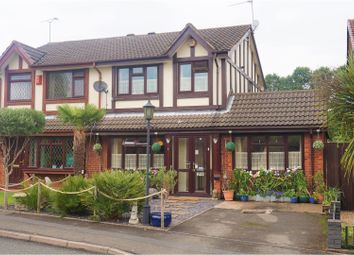 Thumbnail 4 bed semi-detached house for sale in Glenmount Ave, Coventry