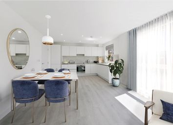 "Thumbnail 2 bedroom flat for sale in ""Brooklime Apartments"" at Bittacy Hill, London"
