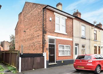 Thumbnail 2 bedroom end terrace house for sale in Commerce Street, Alvaston, Derby