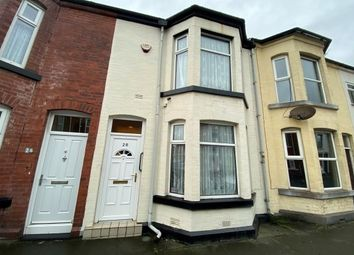 2 bed terraced house to rent in Lodore Road, Blackpool FY4
