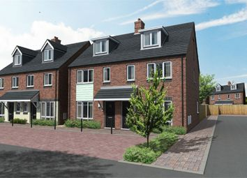 Thumbnail 4 bed semi-detached house for sale in The Yoxall, Queensbridge, Wood Street, Burton-On-Trent, Staffordshire