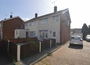Thumbnail 3 bedroom semi-detached house for sale in Silverdale, Stanford-Le-Hope, Essex