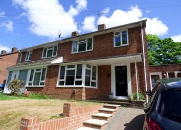 Thumbnail 3 bed semi-detached house to rent in Somerset Avenue, Southampton