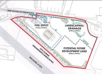 Thumbnail Land for sale in Site At Brampton Road, Buckden, St. Neots, Cambridgeshire
