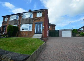 Thumbnail 2 bedroom semi-detached house for sale in New Hey Road, Salendine Nook, Huddersfield