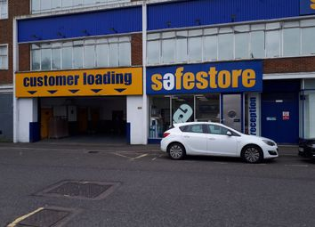 Thumbnail Warehouse to let in Safestore Self Storage, St Marys Road, Southampton