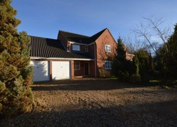 Thumbnail 4 bedroom property for sale in Bracken Close, Stratton Strawless, Norwich