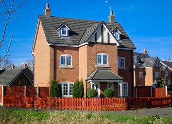 Thumbnail 5 bed detached house to rent in Williamson Drive, Nantwich