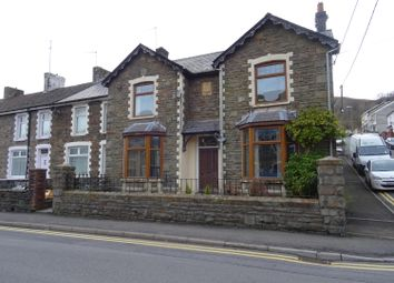 Thumbnail 4 bed detached house for sale in Dunraven Place, Ogmore Vale, Bridgend