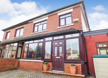 Thumbnail 3 bed semi-detached house for sale in Marina Crescent, Morley, Leeds