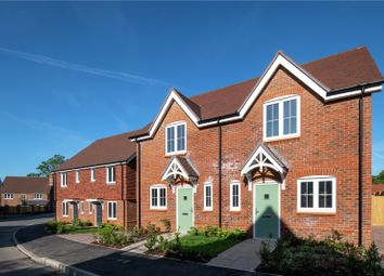 Thumbnail 2 bed semi-detached house for sale in Church Road Rudgwick, Rudgwick, Horsham, West Sussex