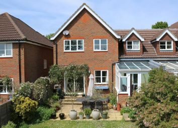 Thumbnail 4 bed semi-detached house for sale in Hawthorn Road, Godalming