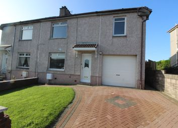 Thumbnail 4 bed semi-detached house for sale in Bellsdyke Road, Airdrie