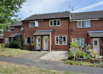 Thumbnail 2 bed terraced house for sale in Anderson Close, Ipswich