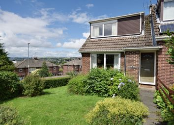 Thumbnail 2 bed end terrace house for sale in Larkfield Avenue, Rawdon, Leeds, West Yorkshire