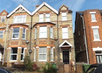 Thumbnail 1 bedroom flat to rent in Brockman Road, Folkestone