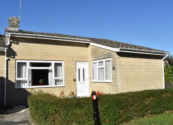 Thumbnail 2 bed bungalow for sale in Ashfield Close, Trudoxhill, Frome