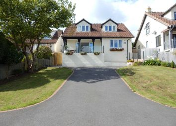 Thumbnail 4 bed detached house for sale in Seaton Down Hill, Seaton, Devon