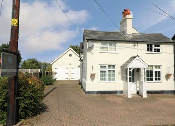 Thumbnail 3 bed detached house for sale in Long Road West, Dedham, Colchester, Essex