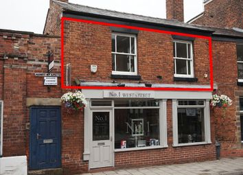 Thumbnail 2 bed flat to rent in West Street, Congleton