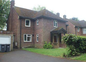 Thumbnail 4 bed detached house to rent in Park Lane, Brampton, Huntingdon, Cambridgeshire