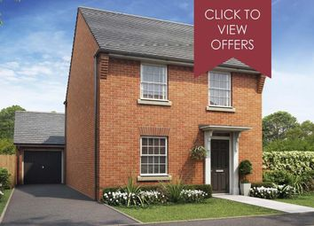 """Thumbnail 4 bedroom detached house for sale in """"Ingleby"""" at Walton Road, Drakelow, Burton-On-Trent"""