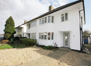 3 bed semi-detached house to rent in St Margarets Road, Edgware, Middx. HA8