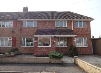 Thumbnail 5 bedroom semi-detached house for sale in Springway Close, Leicester, Leicestershire