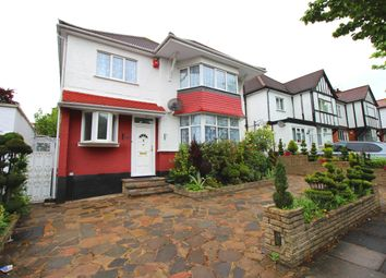 Thumbnail 4 bed detached house to rent in Rundell Crescent, Hendon