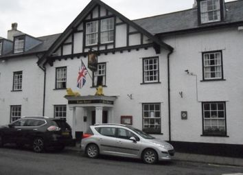 Thumbnail Pub/bar for sale in Dulverton, Somerset
