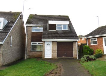 Thumbnail 3 bed detached house for sale in Patrick Road, Corby