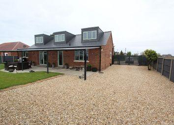 Thumbnail 4 bed detached house for sale in Moulton Chapel Road, Moulton Chapel, Spalding, Lincolnshire