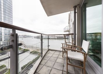 Thumbnail 2 bedroom flat to rent in Hamilton House, 6 St George Wharf, London, London