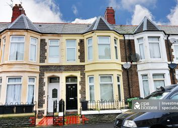 Thumbnail 5 bed terraced house for sale in Malefant Street, Roath, Cardiff