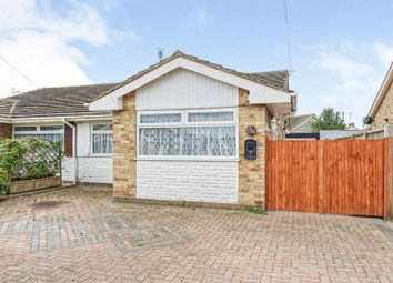 Thumbnail 3 bed semi-detached bungalow for sale in Highgate Road, Whitstable