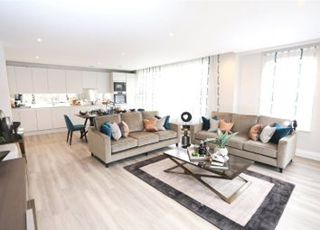 Thumbnail 2 bed flat for sale in Hampton Road, London