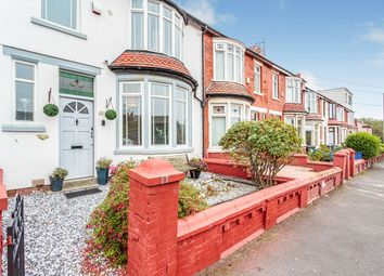 Thumbnail 3 bed terraced house for sale in Wyre Grove, Blackpool, Lancashire