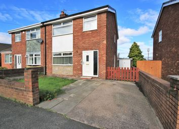 Thumbnail 3 bed semi-detached house for sale in Norley Road, Wigan